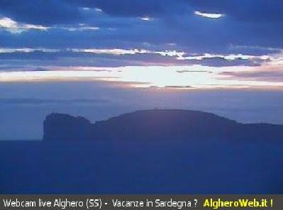 Alghero webcam photo 2