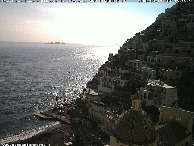 Positano  webcam photo 2