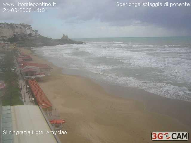Sperlonga webcam photo 4