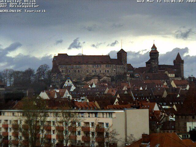 Nuremberg webcam photo 2