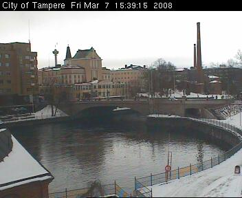 Tammerkoski river photo 1
