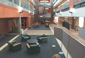 Featheringill Hall Atrium WebCam photo 1