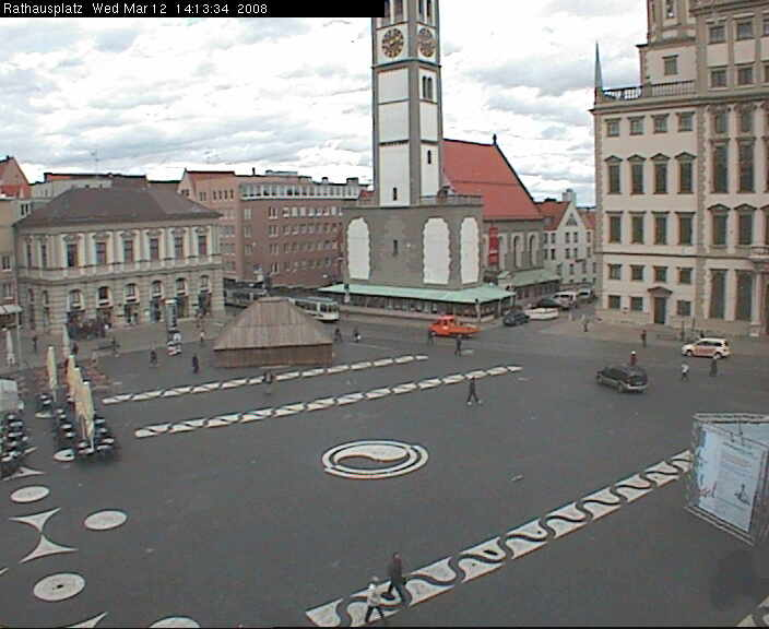 Webcam Rathausplatz photo 4