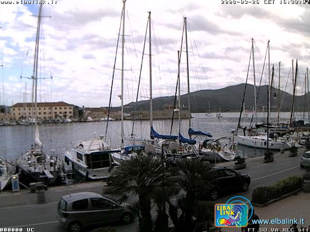 Calata Mazzini webcam photo 1