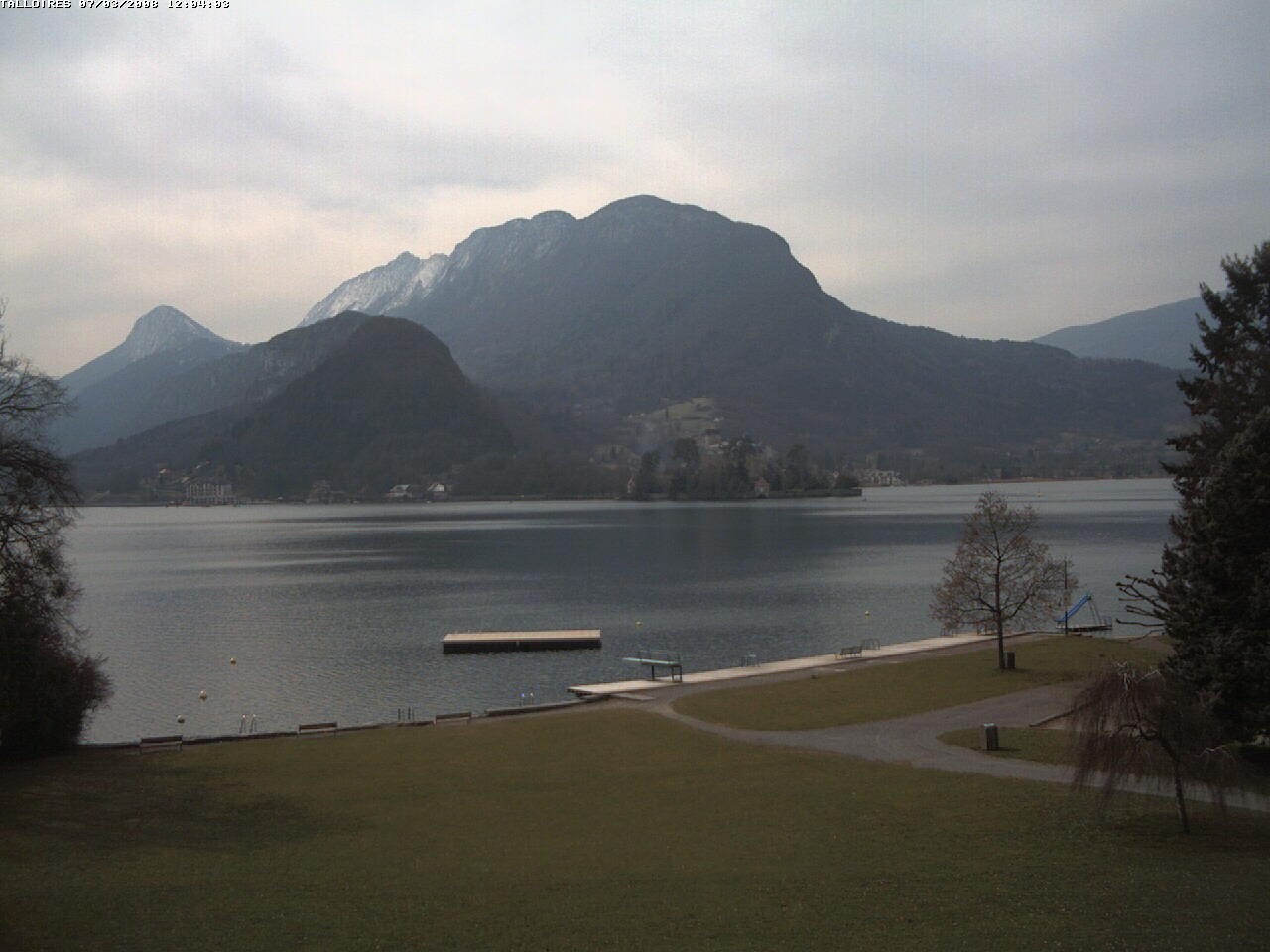 Talloires webcam photo 1