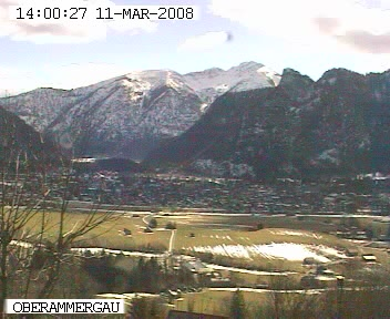 Oberammergau Webcam photo 2