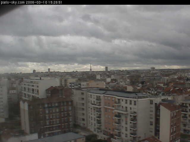 Paris Webcam Live View photo 3