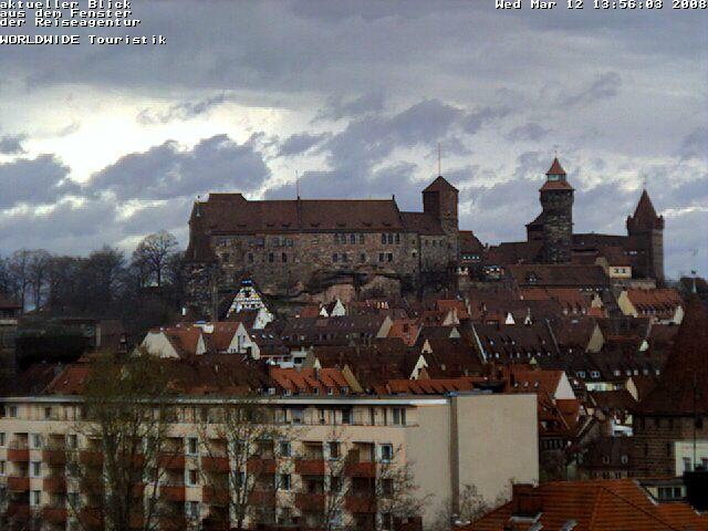 Nuremberg webcam photo 1