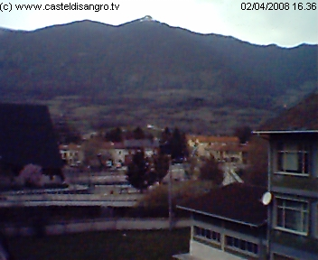 Castel di Sangro webcam photo 4