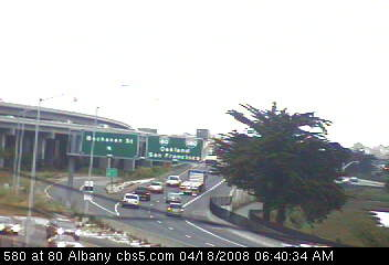Albany: I-580 at I-80  photo 4