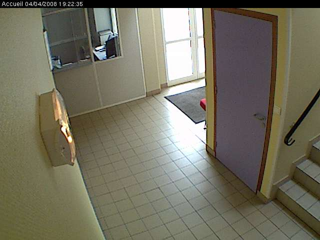 Surveillance webcam photo 2