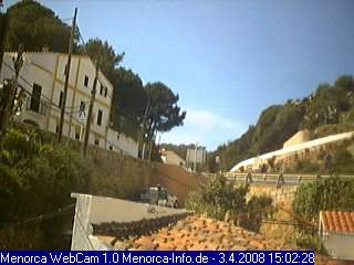 Menorca webcam photo 2