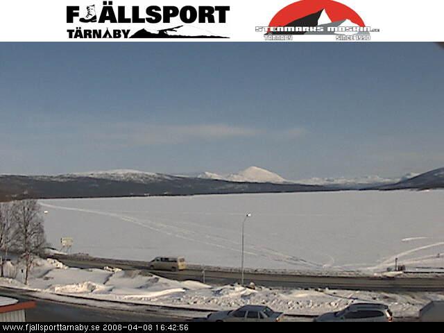 Fjällsport in Tärnaby webcam photo 1