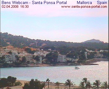 Santa Ponsa webcam photo 4