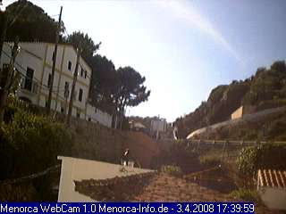 Menorca webcam photo 3