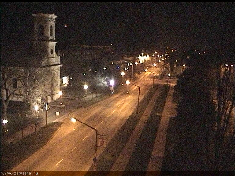 Szarvas webcam photo 2