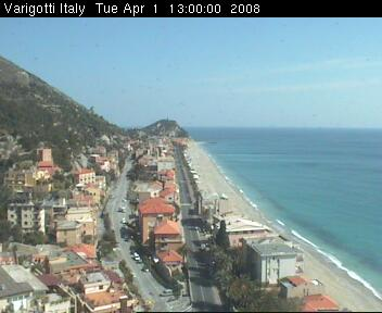 Varigotti webcam photo 2
