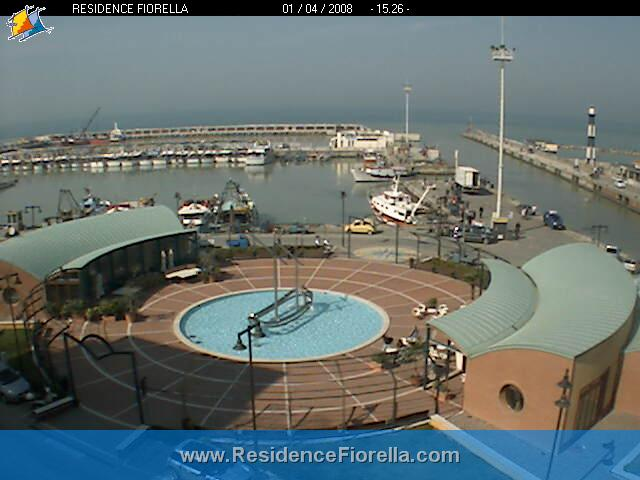 Residence Fiorella webcam photo 4