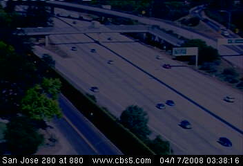 San Jose: I-280 at I-880 photo 2