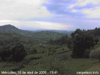 San Pelayo webcam photo 1