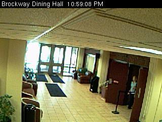 Brockway Dining Hall webcam photo 1