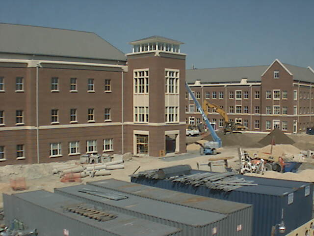 Construction project at the University of Maryland photo 2
