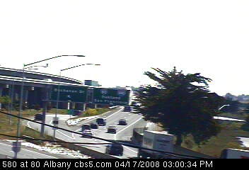 Albany: I-580 at I-80  photo 2