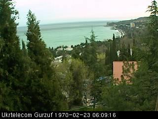 Gurzuf webcam photo 3