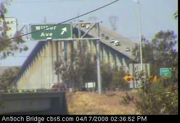 Colorado Traffic Cameras >> Antioch Bridge
