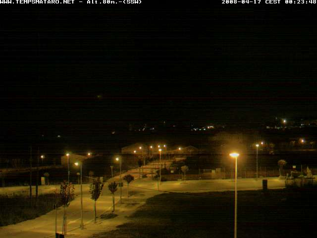 Mataro webcam photo 2