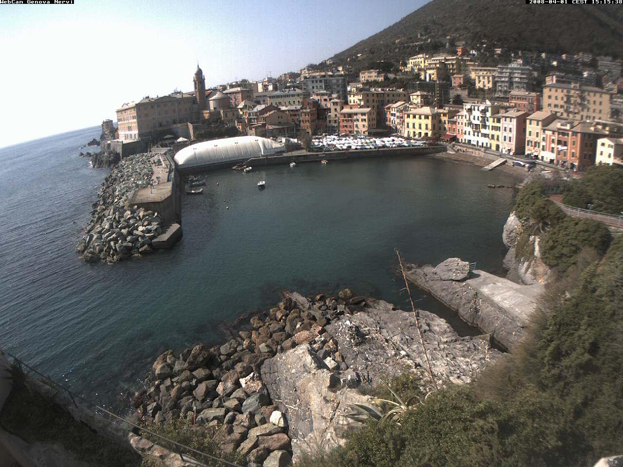 Webcam Genova Nervi photo 4