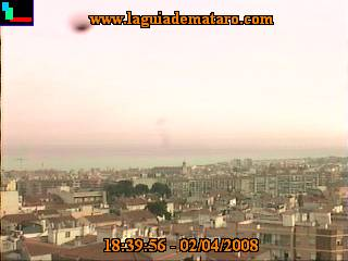 Mataro webcam photo 1