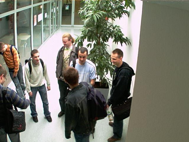 Nice hall webcam photo 1