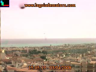 Mataro webcam photo 4