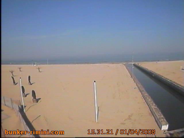 Bunker Rimini webcam photo 4
