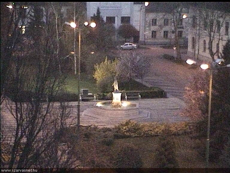 Szarvas webcam photo 1
