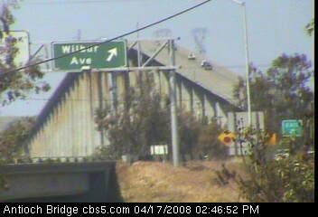 Antioch Bridge photo 2