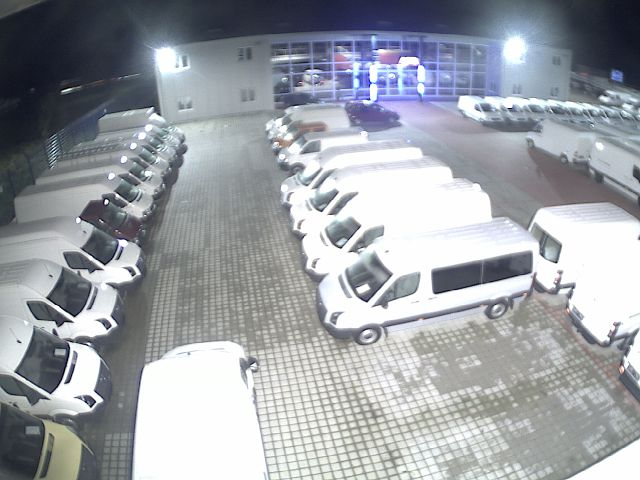 Parking for vans photo 2