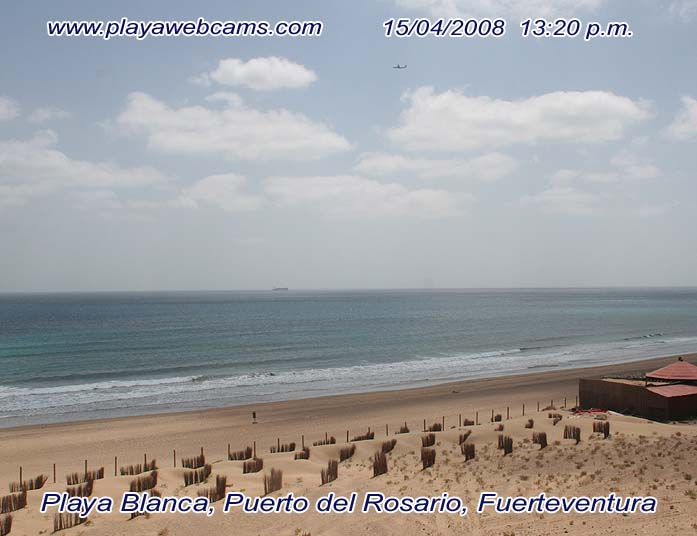Playa Blanca webcam photo 2