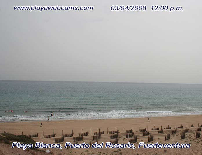 Playa Blanca webcam photo 1