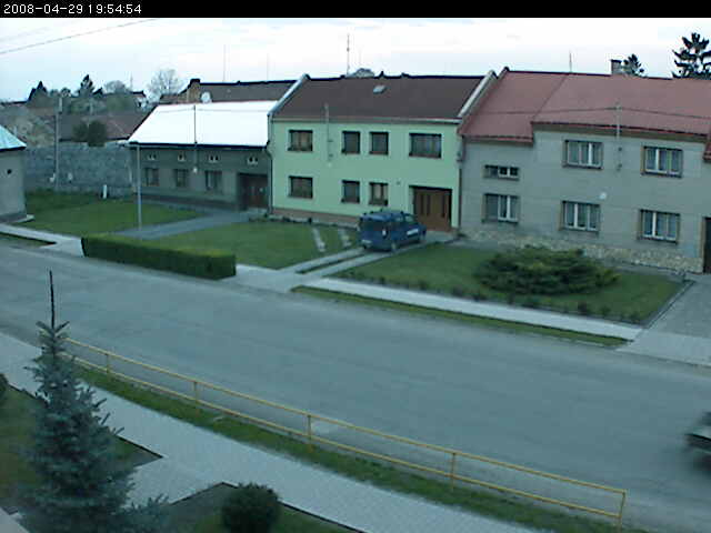 Prague - Vigilance webcam photo 1