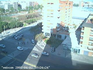 Valencia webcam photo 2