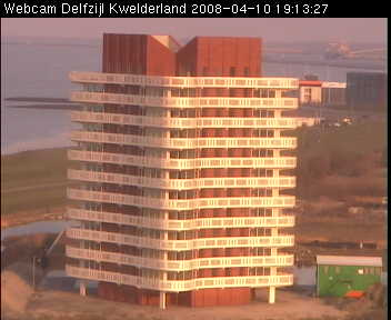 Webcam Delfzijl Kwelderland photo 1
