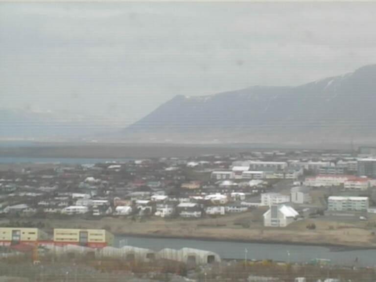 Reykjavík webcam photo 1