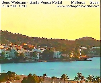 Santa Ponsa webcam photo 1
