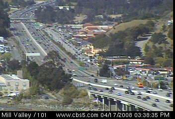 Mill Valley: Hwy 101 photo 2