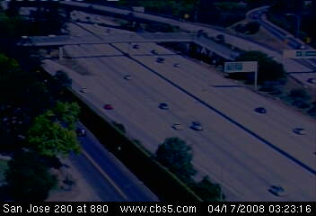 San Jose: I-280 at I-880 photo 1