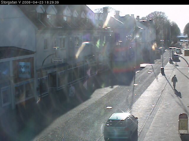 Storgatan webcam photo 2