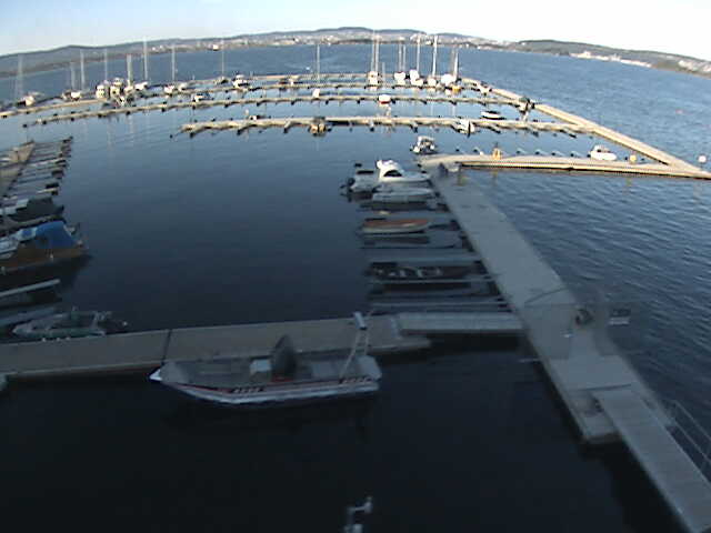 Port at the Oslo city photo 3