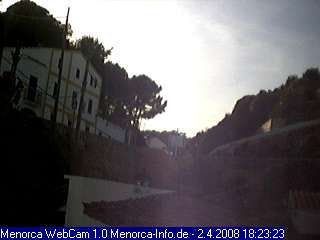 Menorca webcam photo 1